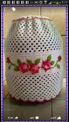 Crochet Bikini Pattern, Crochet Motif, Crochet Designs, Crochet Doilies, Knit Crochet, Crochet Patterns, Crochet Kitchen, Crochet Home, Yarn Crafts