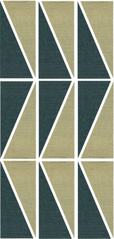 SUZANNE CLEO ANTONELLI - linen texture with pattern!