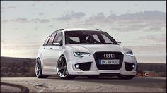 2015 Audi RS4