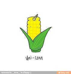 That's so corny