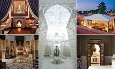 Inside the king of Morocco's five-star hotel