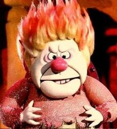 Heat Miser, Faux a guy I went to high school with whose name I can't put on here in case someone he knows sees it