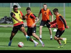 Jurgen Klopp & Liverpool dealt ANOTHER injury blow as Jordan Rossiter is...