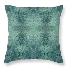 Turquoise and Blue Indigo! What a combo! Indigo Lotus Lace Pattern 1 Throw Pillow for Sale by Kristin Doner Pillow Sale, Poplin Fabric, Table Linens, Lotus, Indigo, Throw Pillows, Turquoise, Group, Lace