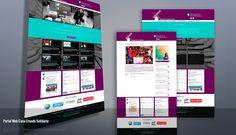 Casa Grande, diseño, desarrollo y CMS del portal. http://www.casagrandesolidario.com.ar/