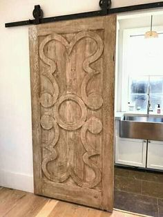 Purchasing interior barn doors is easy and there are many available options to choose from. Consider the different factors in choosing the right barn door from quality, durability, to price. Visit us. Barn, House Design, Sliding Doors, Interior Barn Doors, Wood Doors Interior, Home Decor, Wood Doors, Door Design, Doors Interior