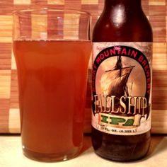 Smoky Mountain Brewery Tall Ship IPA