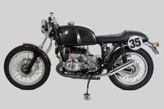 "C59R Cafe Racer Motorcycles: BMW R100RS ""The First One"""