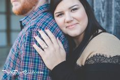 {Engagement Session} South Carolina Christmas Tree Engagement Session | Very Important Date Photography