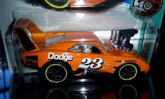 HOT WHEELS 2017 TOONED  DODGE CHARGER DAYTONA #HotWheels #Dodge