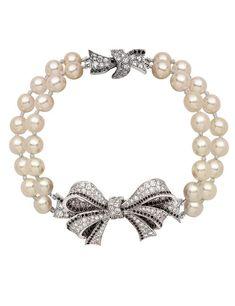 Pulsera Chanel bow bracelet