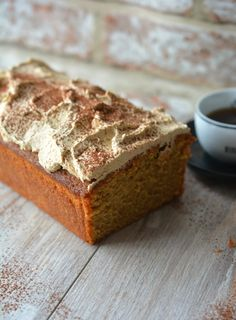 Pound Cake Recipe by Food Fusion – Cake Decorating Online Loaf Recipes, Coffee Recipes, Baking Recipes, Cake Recipes, Dessert Recipes, Cupcakes, Cheesecakes, Cappuccino Coffee, Coffee Coffee
