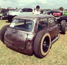 Hot Rod Mini's.... - North American Motoring