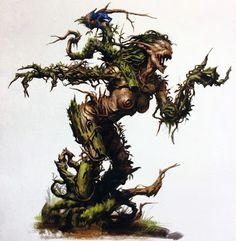 42 Best Sylvaneth images in 2019 | Warhammer wood elves