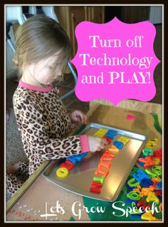 Do your kids use too much technology? Learn about one mom's action plan to turn off technology and play more with her kids in the Be the Best Mom in 2013 series at B-InspiredMama.com.