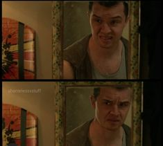 Mickey And Ian, Noel Fisher, Baseball Cards, Photo And Video, Painting, Fictional Characters, Instagram, Videos, Photos