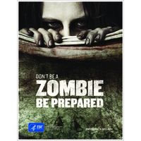 Don't be a zombie; be prepared