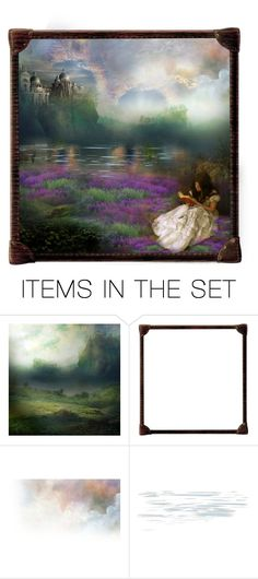 """""""An afternoon alone outside of the castle"""" by barebear1965 ❤ liked on Polyvore featuring art"""