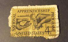Photo of original stamp.