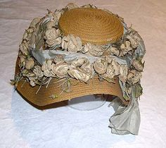 Wedding Hat (Flower Girl), House of Paquin, French, early 20th century