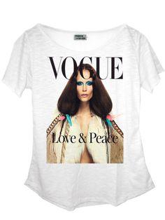 Vogue - Tshirt