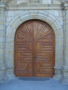 Church Doors by erikrasmussen, via Flickr
