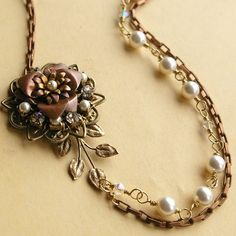 vintage jewelry   Amazing vintage modern jewelry