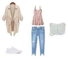 """""""fffff"""" by armina-becarevic ❤ liked on Polyvore featuring Hollister Co., MANGO, Vans and Ted Baker"""