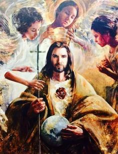 Jesus #jesus Life Of Christ, Christ The King, King Jesus, In Christ Alone, Jesus Is Lord, Catholic Pictures, Pictures Of Jesus Christ, Our Father In Heaven, Heavenly Father
