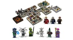Modular Dungeon Master Lego Set Is a Blast From Your Gaming Past - Geek.com