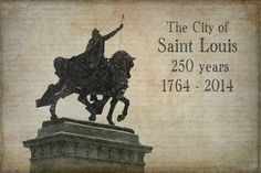 Still life print City of St Louis 250 years print  by woolbr8stl available in my Etsy shop! multiple sizes available