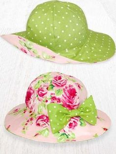 b45c8001 The reversible sunhat pattern is a must have pattern for the warmer months.  Sun protection