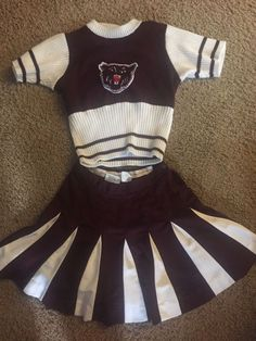 Cheerleading Uniforms, Cheer Skirts, Costumes, Best Deals, Sweaters, Ebay, Outfits, Shopping, Vintage
