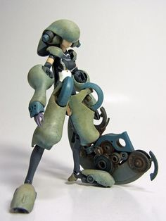 Anyone know what figure was used for the base? I'd like to make one