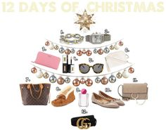 Gift Guide for the fashionista in your life!