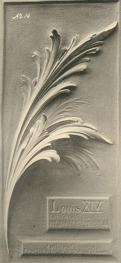 Acanthus-plate14-LouisXIV-lg | Explore art+works (Steve Shri… | Flickr - Photo Sharing!
