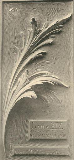 Acanthus-plate14-LouisXIV-lg | Explore art+works (Steve Shri… | Flickr - Photo Sharing!
