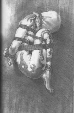 Сборник рисунков хироаки самуры