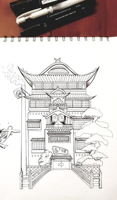 Spirited Away Characters, Spirited Away Art, Spirited Away Tattoo, Studio Ghibli Spirited Away, Drawing Sketches, Art Drawings, Pencil Drawings For Beginners, Studio Ghibli Characters, Studio Ghibli Art