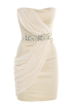 Rehearsal Dinner/Engagment Party Dress. Yes!! This Is Gorgeous<3