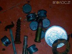 45-річний чоловік зберігав вдома наркотики, пістолет, набої та кастет | Вголос.zt
