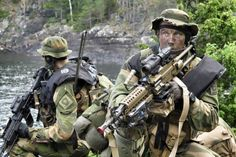 Norwegian soldiers with the Home Guard Task Forces conducting Exercise Oslofjord at land and sea in the eastern part of Norway - 7 - 11 June, 2015.