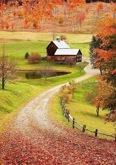 Country home.. yes I want to live here