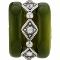 Abc Soleil Bead available at #BrightonCollectibles in blue