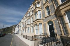 Aberystwyth University - Seafront Residences Aberystwyth, Wales, Scotland, University, Street View, Husband, Beautiful, Welsh Country, Colleges
