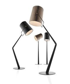 Diesel Fork Floor Lamp Fills Any Room With Light