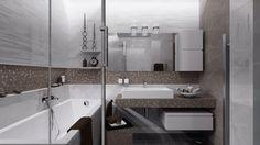 Moderná kúpeľňa Alcove, Bathtub, Bathroom, Standing Bath, Washroom, Bathtubs, Bath Tube, Full Bath, Bath