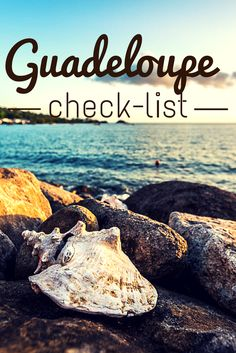 What to do in Guadeloupe: activities not to be missed Barbados, Jamaica, Places To Travel, Travel Destinations, Places To Go, Travel Tips, Cayman Islands, Trinidad, Puerto Rico