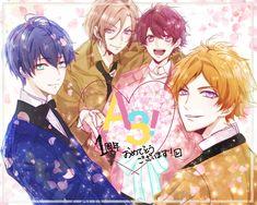 Manga Art, Anime Art, Anime Gangster, Stage Play, Manga Love, Handsome Anime, Ensemble Stars, Anime Comics, Shoujo