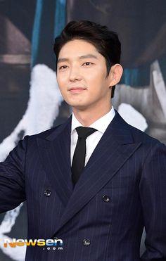 Lee joon gi - Scholar who walks the night press conference July '15